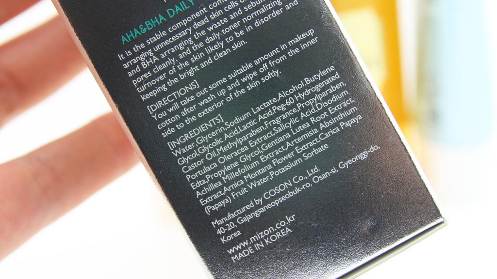 Alcohol in huidverzorging - 3 van 3