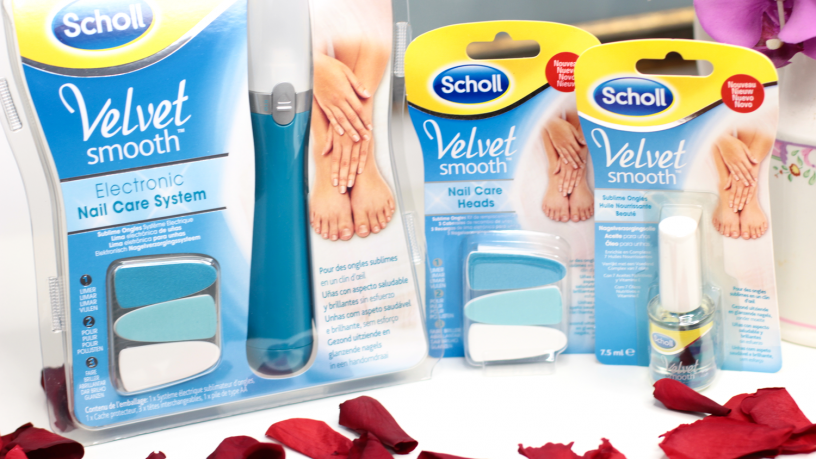 Scholl Velvet Smooth Nail Care System - 2 van 14