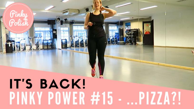 pinky power #15-2