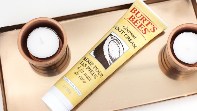 Burt's Bees Coconut Foot Cream - 4 van 5