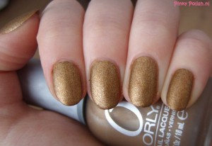 Orly - Solid Gold