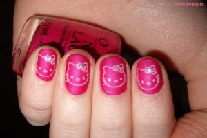 Hello Kitty Konad