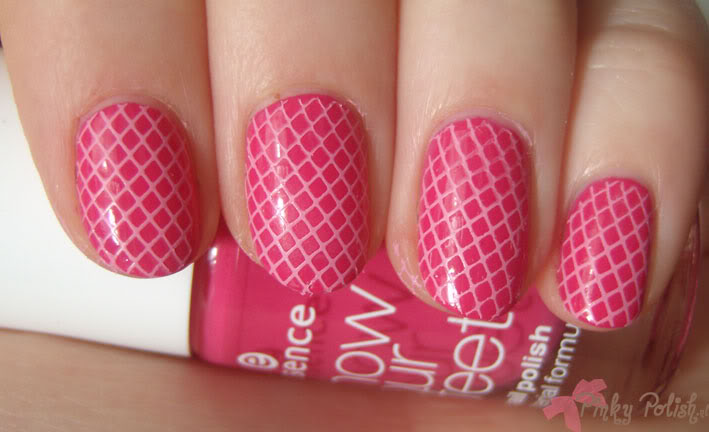 Essence Flashy Pink Konad