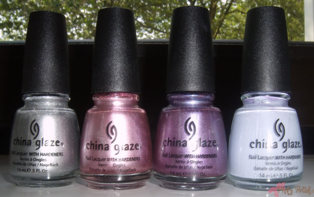 China Glaze Stash Deel 2