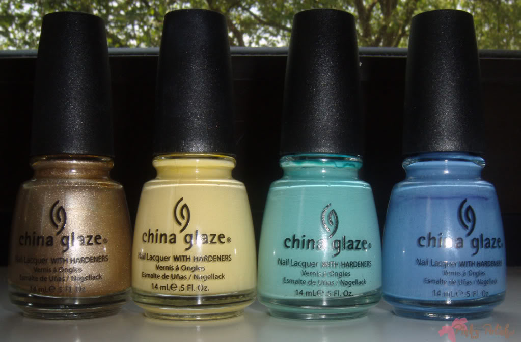 China Glaze Stash Deel 3