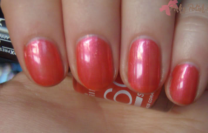 Rimmel - Coral Crush