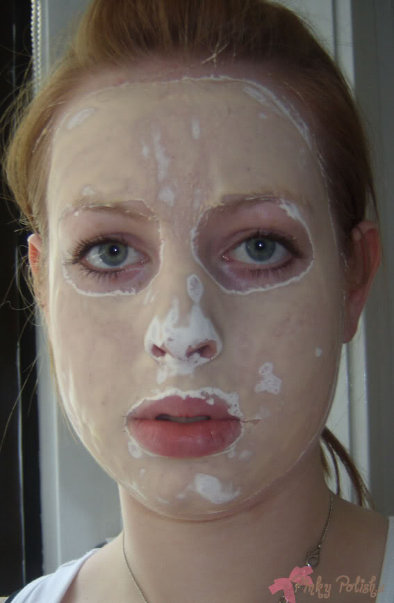Vitamin-C Facial Mask Droog