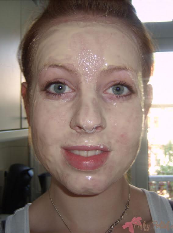 Vitamin-C Facial Mask Nat