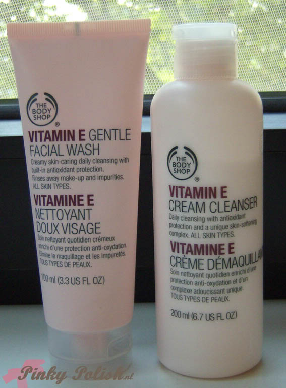 Facewash en Reingingsmelk