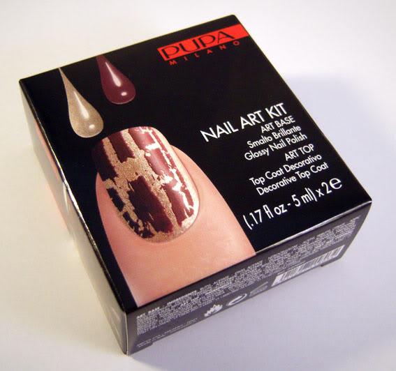 Amazing Shine Nail Art Kit Review: Review: Pupa Nail Art Kit