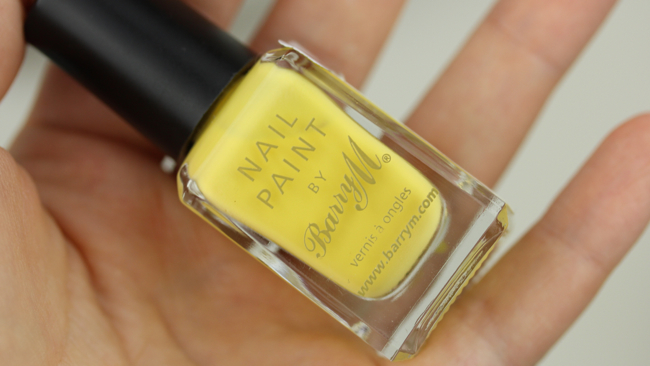 Barry M Lemon Ice - 4