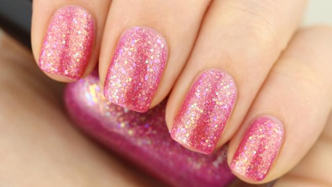 Zoya Tickled & Bubbly - 3