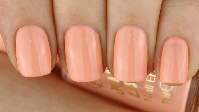 Flormar Jelly Look Salmon Pink 1