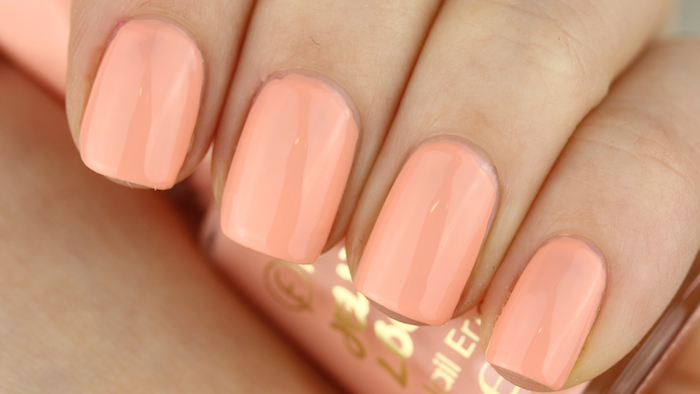 Flormar Jelly Look Salmon Pink 2