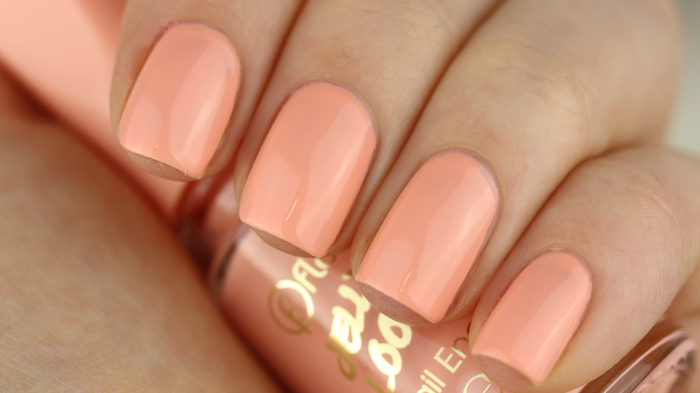 Flormar Jelly Look Salmon Pink 3