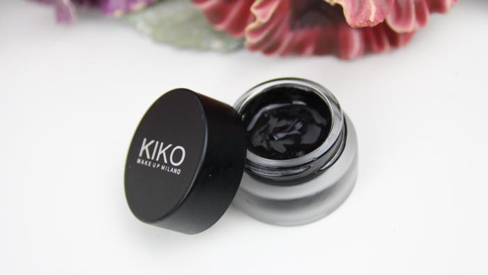review kiko lasting gel eyeliner pinky polish beautyblog