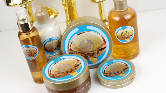 The Body Shop Wild Argan Oil - 01