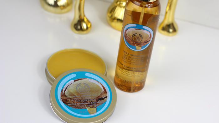 The Body Shop Wild Argan Oil - 05