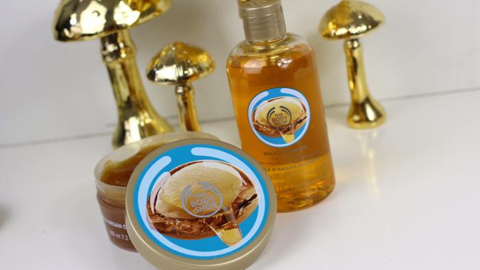 The Body Shop Wild Argan Oil - 08