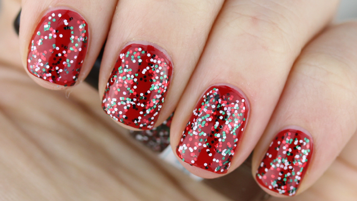 Let It Glitter Candy Cane - 2