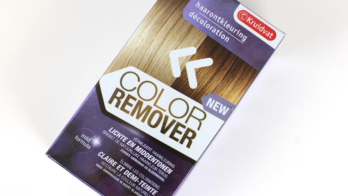 Kruidvat Color Remover Haarontkleuring 004