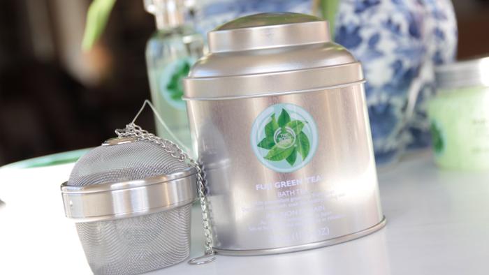 The Body Shop Fuji Green Tea - 06