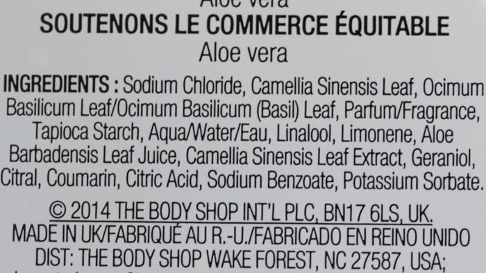 The Body Shop Fuji Green Tea - 10