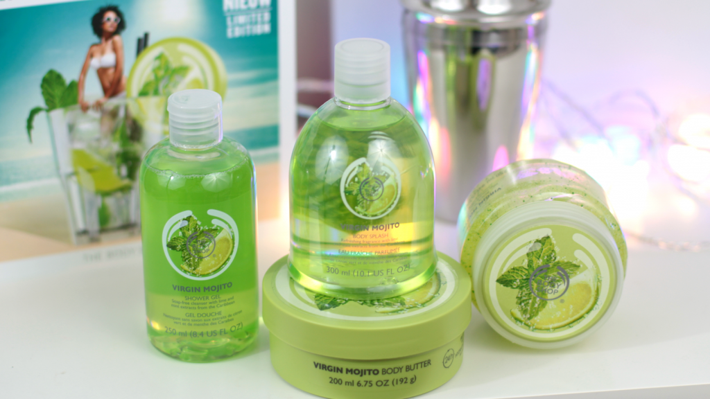 The Body Shop Virgin Mojito - 8 van 8