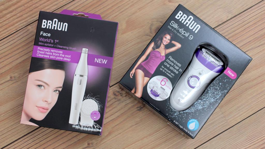 Braun Silk épil 9 + face brush - 9 van 9