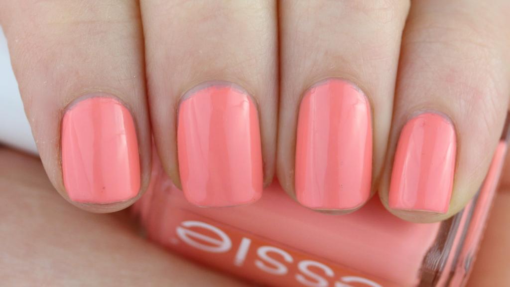 Essie Peach Side Babe 003