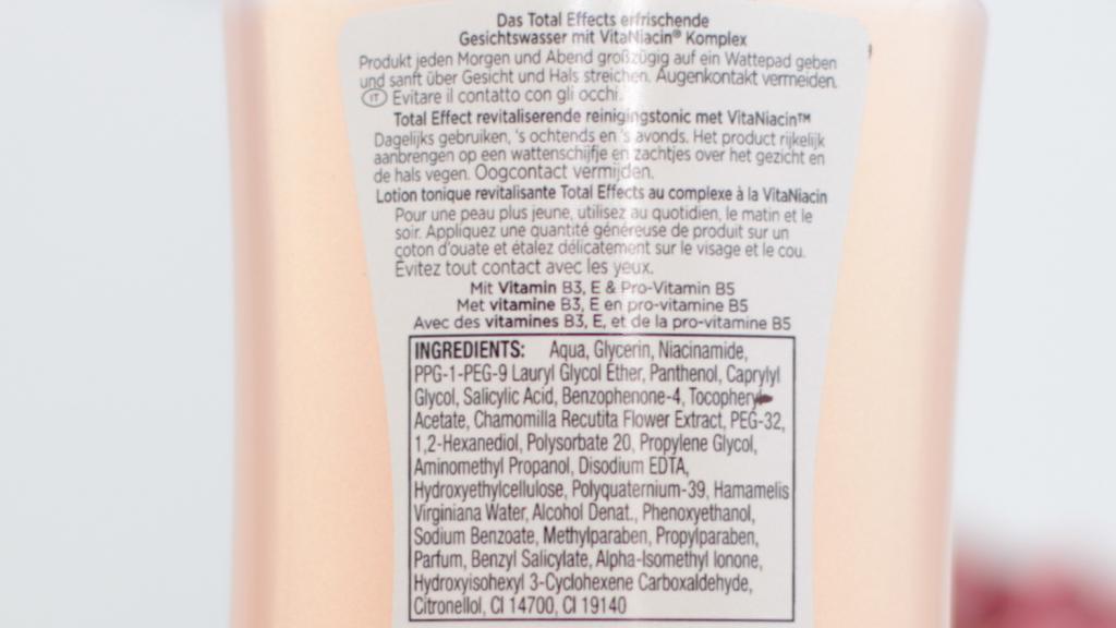 Olaz Total Effects Anti-Verouderings Tonic - 2 van 3