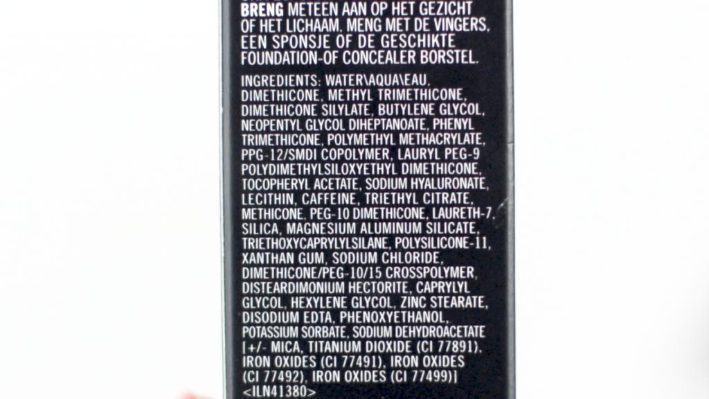 MAC Pro Longwear Nourishing Waterproof Foundation - 2 van 8