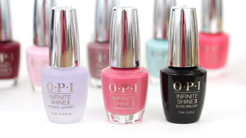 OPI Infinite Shine - 3 van 7