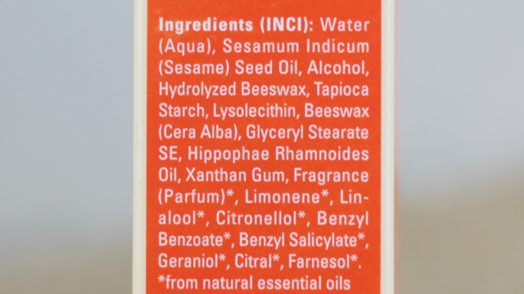 Natuurlijke cosmetica - 5 van 6