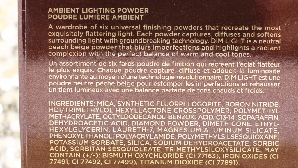 Hourglass Ambient Lighting Powder Dim Light - 6 van 10