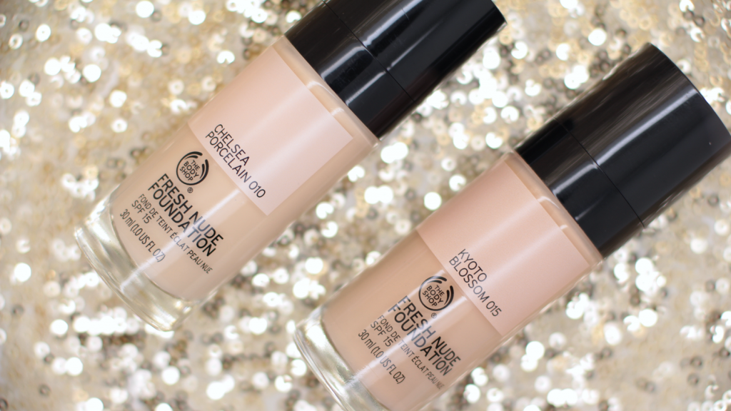 The Body Shop Fresh Nude Foundation - 2 van 10