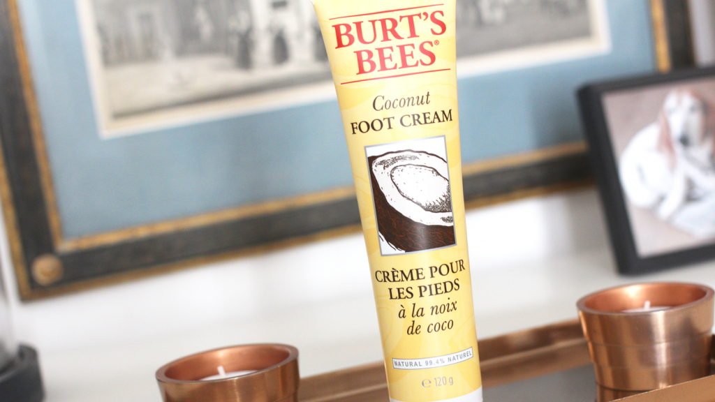 Burt's Bees Coconut Foot Cream - 1 van 5